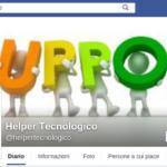 Facebook Helper Tecnologico