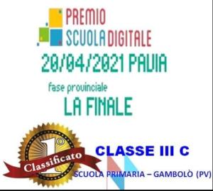 Premio Scuola Digitale: primo posto per l'Istituto Comprensivo Robecchi